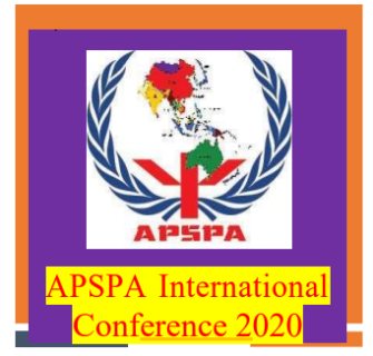 APSPA International Conference 2020 NIE, Colombo, Sri Lanka | 13 – 14 February 2020 For More info: http://www.apspa.info/